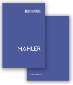 «Mahler» accompanying booklet
