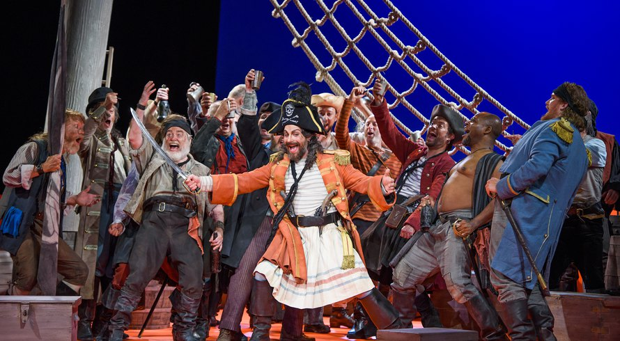 «The Pirates of Penzance»