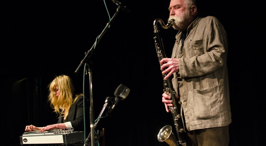 Heather Leigh & Peter Brötzmann