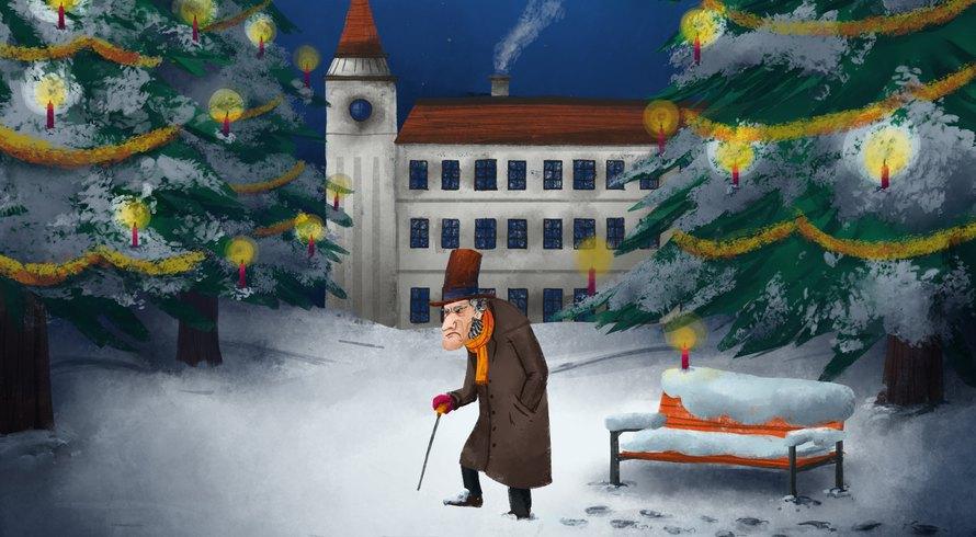 «A Christmas Carol» Philharmonie Luxembourg