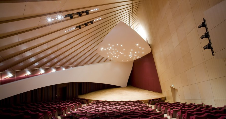 salle de musique de chambre philharmonie luxembourg. Black Bedroom Furniture Sets. Home Design Ideas