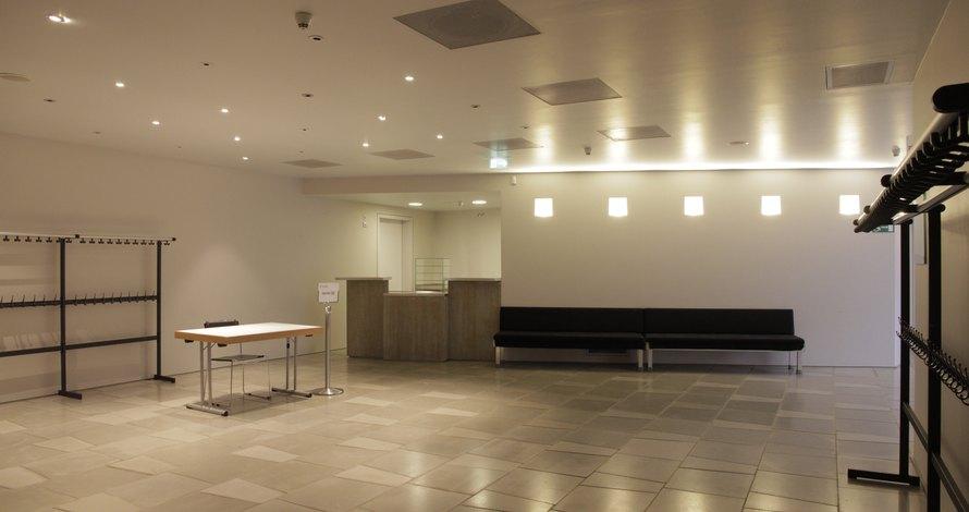 Grand Foyer De L Art Roman : Foyer espace découverte philharmonie luxembourg