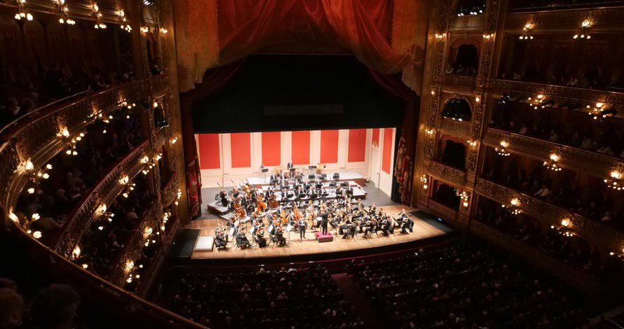 OPL at the Teatro Colón