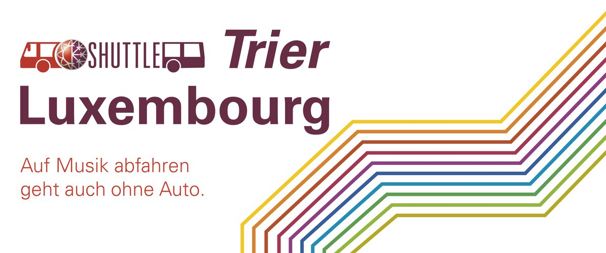Bus-Shuttle Philharmonie Luxembourg